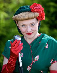 Fiona Harrison La Vie en Rose