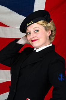 Fiona Harrison The Fleets in Port Again