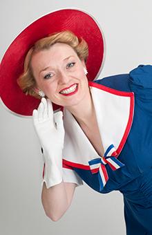 Fiona Harrison Patriotic