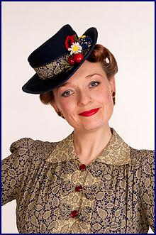 Fiona Harrison My Easter Bonnet