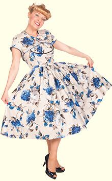 Fiona Harrison 50s Florals