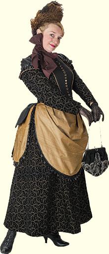 Fiona Harrison Victorian Lady