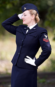 Fiona Harrison Waves of the Navy