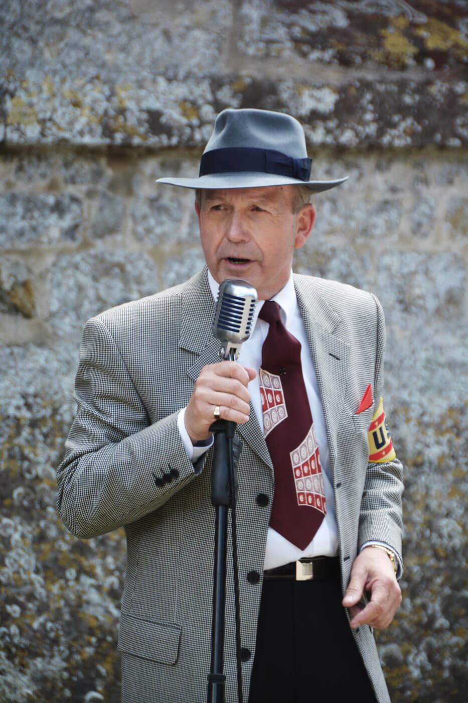 Paul Marsden Normandy Sinatra