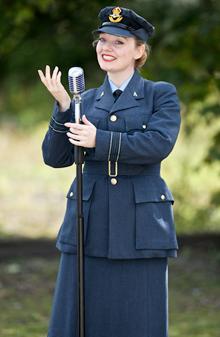 Fiona Harrison - We'll Meet Again WAAF Show