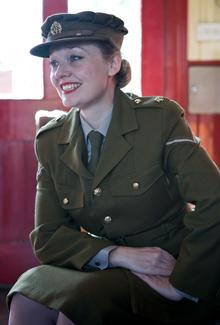 Fiona Harrison - We'll Meet Again ATS Show