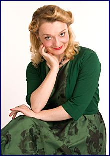 Fiona Harrison - Mischievous Fiona