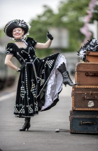 Going Pearly Queen!