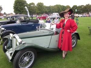 Houghton Regis's Vintage Car Show