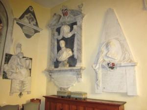 Intresting Memorials in Great Gaddesden!