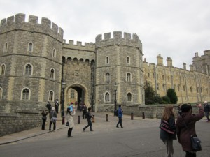 Out and About at Windsor Castle!