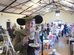 Taking Tea at Shabbytique!