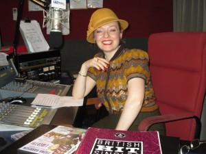 Me at L & D Radio!