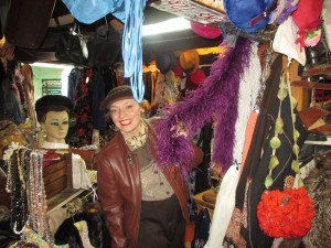 "Shopping for Vintage Fashion at ""Revival"""