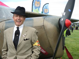 Come Fly With Me - Paul at Abingdon Air Show!