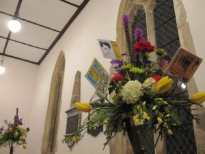 Flower Power in the Church!