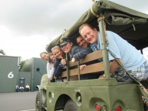 Meet the chaps from RAF Marham!