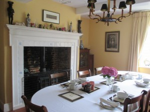 The Breakfast Room!