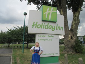 Bexley Holiday Inn!