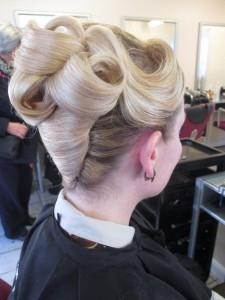 Fiona Harrison's Hair