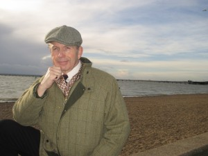 Paul at Southend on Sea!