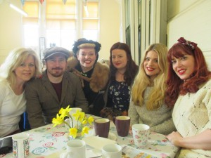 Fiona Harrison and The Polka Dot Dolls