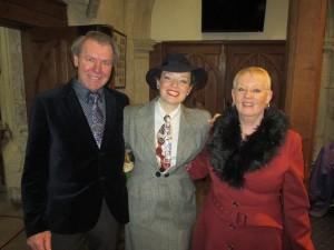 Fiona harrison at All Saints Church