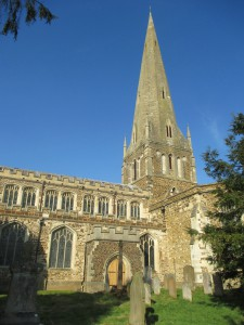 All Saints Church Leighton Buzzard!