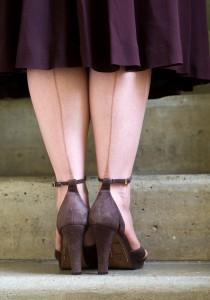 Fiona Harrison's Stockings