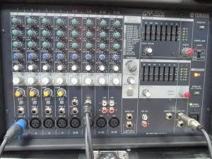 Fiona Harrison's New Amp