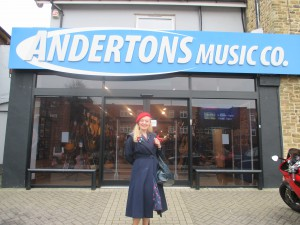Fiona Harrison at Andertons Guilford