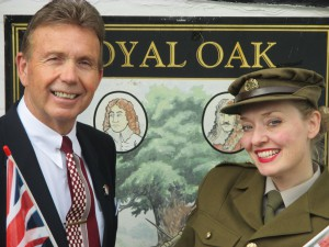Armed Forces Day at the Royal Oak!