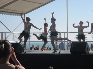 The Dancing Girls Debonnaire!