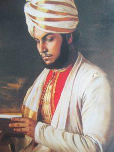 Portrait of Abdul Karim!