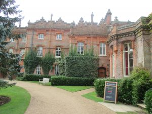 Hughenden Manor!