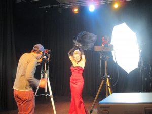 Filming So in Love!