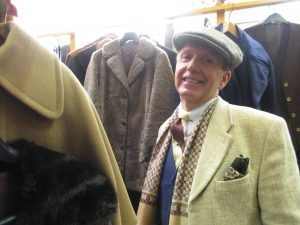 Paul Shopping for Vintage!