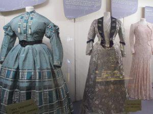 Fashion History at Nottingham Castle!