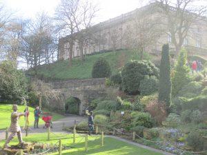Nottingham Castle!