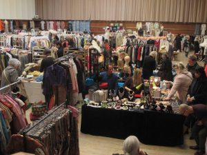 Hammersmith Vintage Fashion Fair!