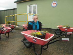 Me with The Red Barrows!