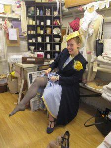 WAAF Stockings at Liberty Rose!