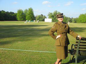 Cricket at Ascott!