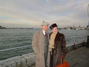 Fiona Harrison in Portsmouth