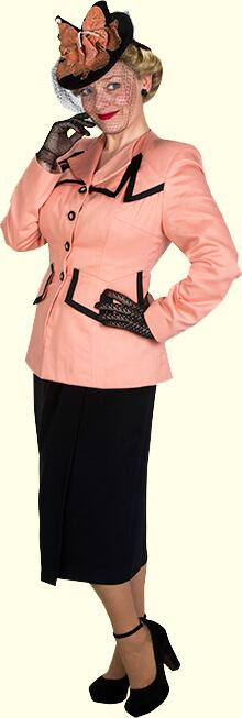 Fiona Harrison Vintage Fashion Guru