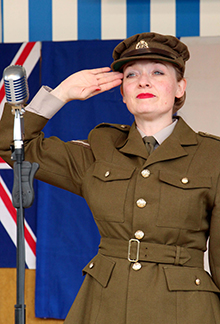 Fiona Harrison - Salute to Our Veterans