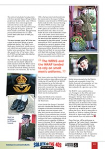 Fiona Harrison Best of British Article Page 1 - April 2014