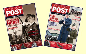 Fiona Harrison Forties Post Cover Girl