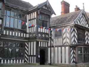 Can there Ghosts at Wythenshawe Hall!