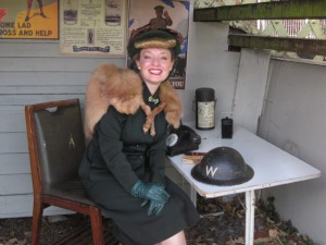 Out and About at Rushden's Transport Musuem!